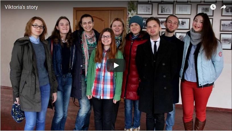 Viktoria and the Society Initiatives Institute
